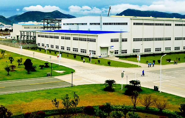 大型生产工厂